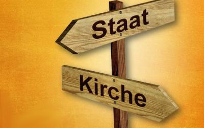 Piraten: Trennung von Staat und Kirche nach AKK-Aussage verwirklichen!