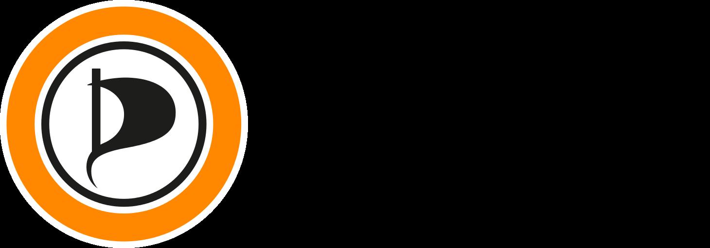 Piratenpartei Saarland Logo