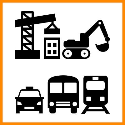 Bauen und Verkehr