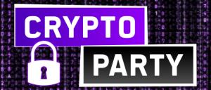 """CryptoParty - Lerne """"digitale Selbstverteidigung"""" @ Versammlungsraum im Hintergebäude der Nauwieser 19"""