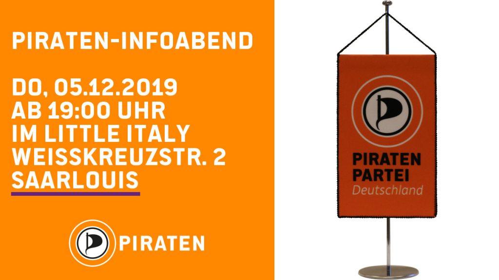 Infoabend Saarlouis @ Little Italy